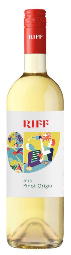 Alois Lageder, Pinot Grigio Riff, 2018
