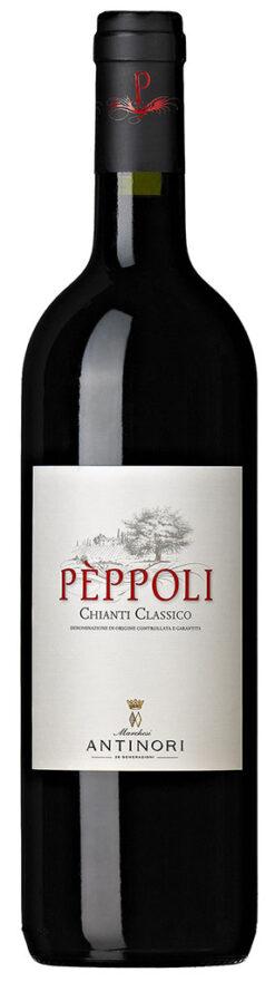 Antinori, Chianti Classico Pèppoli, Tenuta di Peppoli, 2018