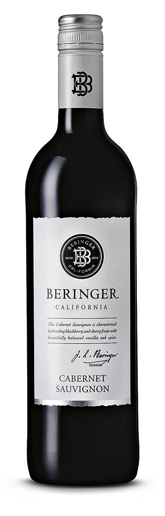 Beringer, Cabernet Sauvignon classic, 2018