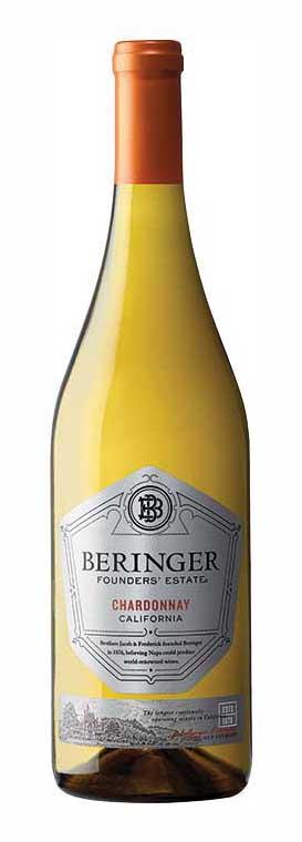 Beringer, Chardonnay Founders Estate, 2016