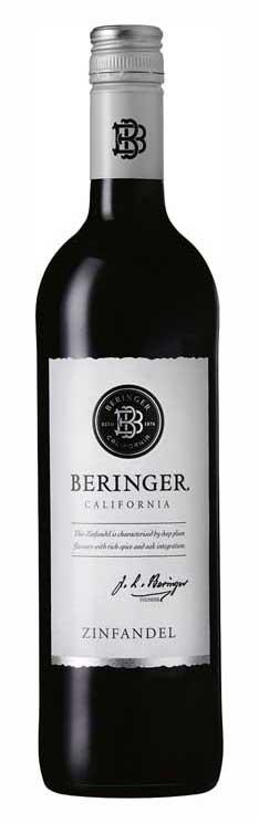 Beringer, Zinfandel classic, 2017