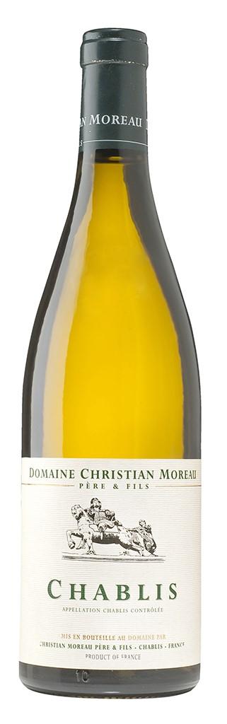 Christian Moreau, Chablis 'Fabien Moreau', 2015