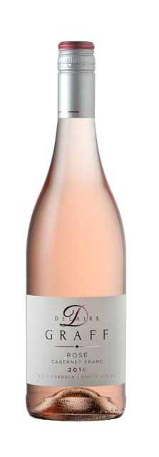 Delaire Graff, Cabernet Franc Rosé, 2019