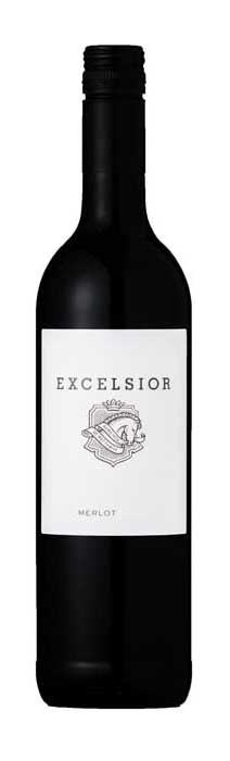 Excelsior Estate, Merlot, 2018