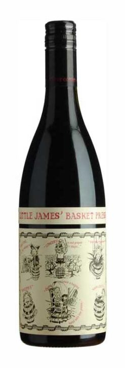 Saint Cosme, 'Little James Basket Press' rouge,
