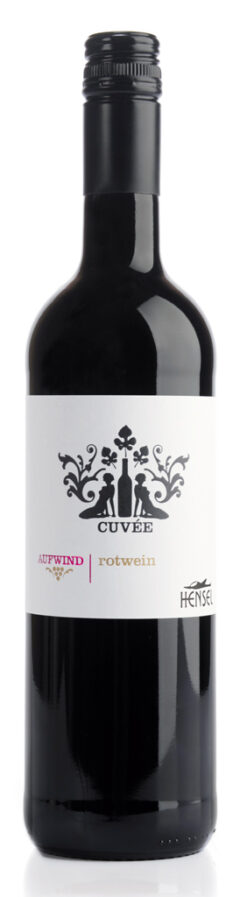 Thomas Hensel, Cuvée Aufwind rot, 2017