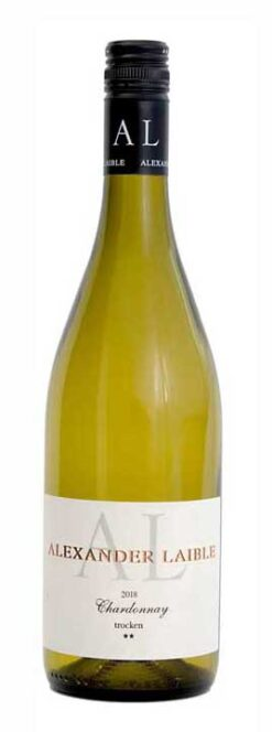 Weingut Alexander Laible, Chardonnay** Trocken, 2017
