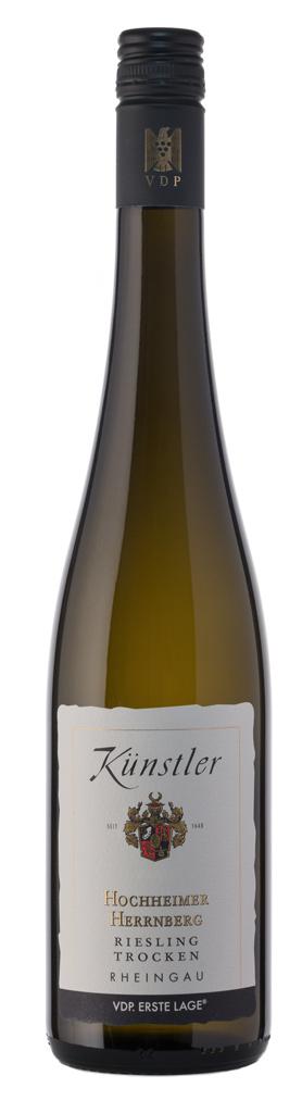Weingut Künstler, Riesling Hochheimer Herrnberg, VDP.Erste Lage, 2018