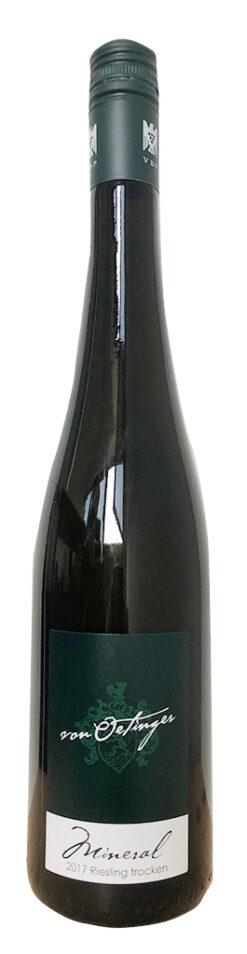 Weingut Von Oetinger, Riesling Mineral, 2016
