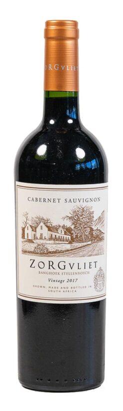 Zorgvliet Estate, Estate Cabernet Sauvignon, 2017