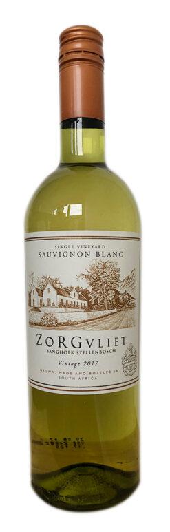 Zorgvliet, Estate Sauvignon Blanc, 2017