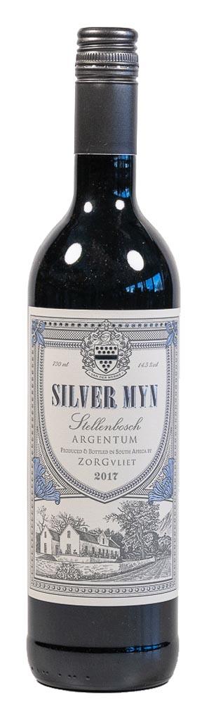 Zorgvliet, Silver Myn Argentum, 2018