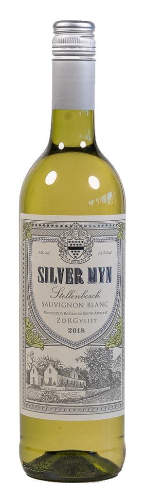 Zorgvliet, Silver Myn Sauvignon Blanc, 2018