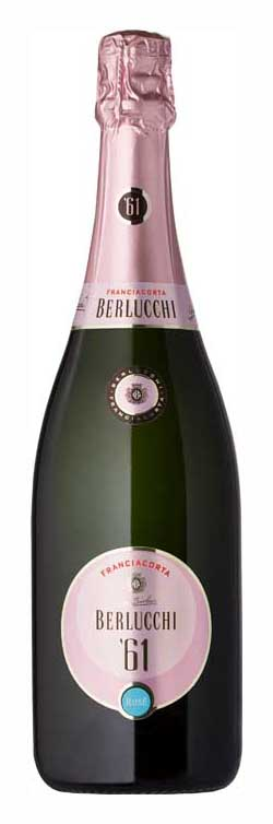 Berlucchi, Franciacorta Rosé, Berlucchi '61