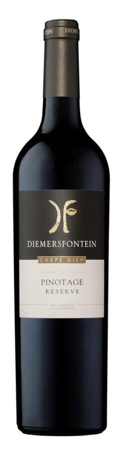 Diemersfontein Wines, Pinotage Carpe Diem, 2016