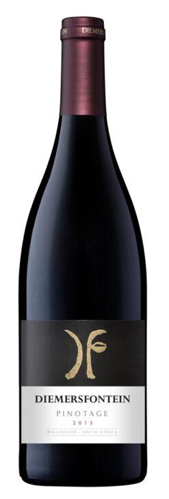 Diemersfontein Wines, Pinotage Diemersfontein, 2018