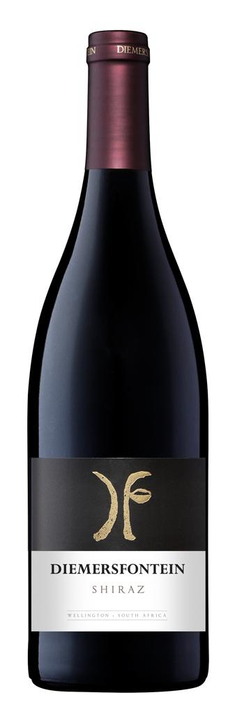 Diemersfontein Wines, Shiraz, 2017