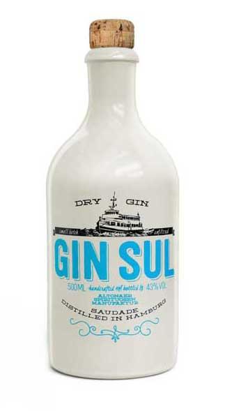 Gin Sul, Dry Gin, 43 %