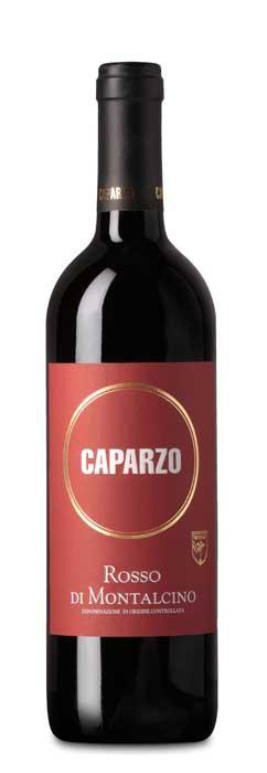 Tenuta Caparzo, Rosso di Montalcino, 2018