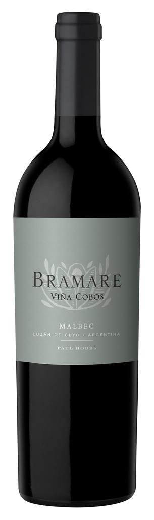 Vina Cobos Bramare Malbec Lujan de Cuyo, 2015