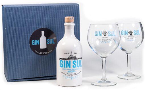 Gin Sul, Geschenk Paket