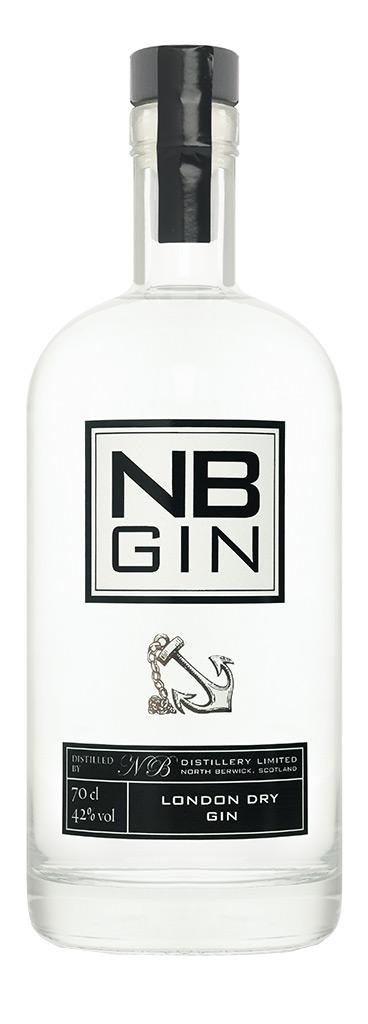 NB London, Dry Gin