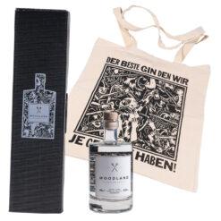 Woodland Gin & Jutebeutel Paket
