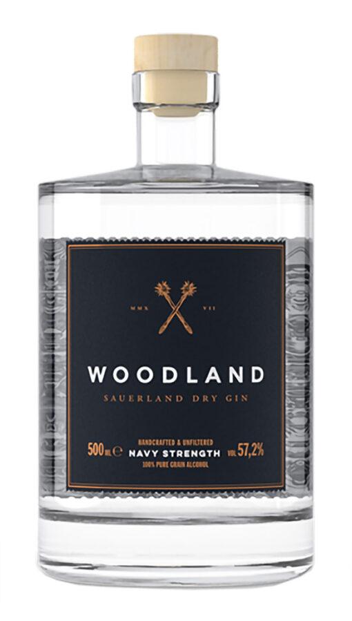 Woodland, 'The Navy Strength', Sauerland Dry Gin