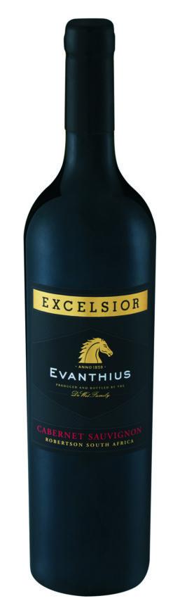 Excelsior Estate, Cabernet Sauvignon Evanthius, 2013