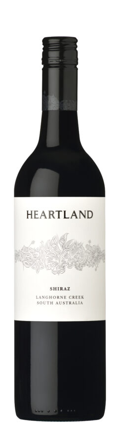 Heartland Wines, Shiraz Langhorne Creek, 2016