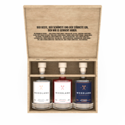 Woodland Sauerland Dry Gin Triple Box