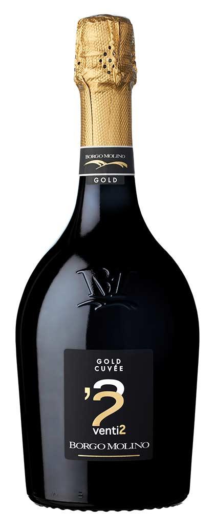 Borgo Molino, Spumante, 22 Gold Cuvée