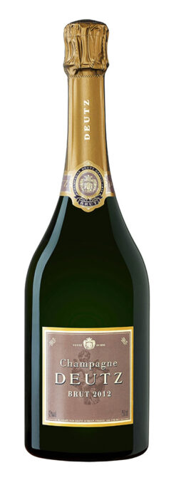 Deutz, Champagne brut millésimé, 2012