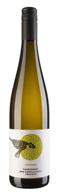 Jürgen Hofmann, Chardonnay Vom Korallenriff, 2018