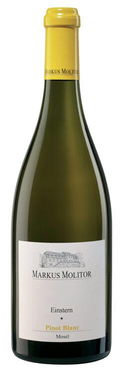 Markus Molitor, Pinot Blanc Einstern*, 2018