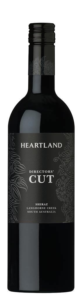 Heartland Wines, Shiraz Director´s Cut, 2015
